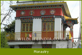 A Typical House of Monastry